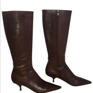 🎉2018 Trends HP🎉Authentic Prada Tall boots